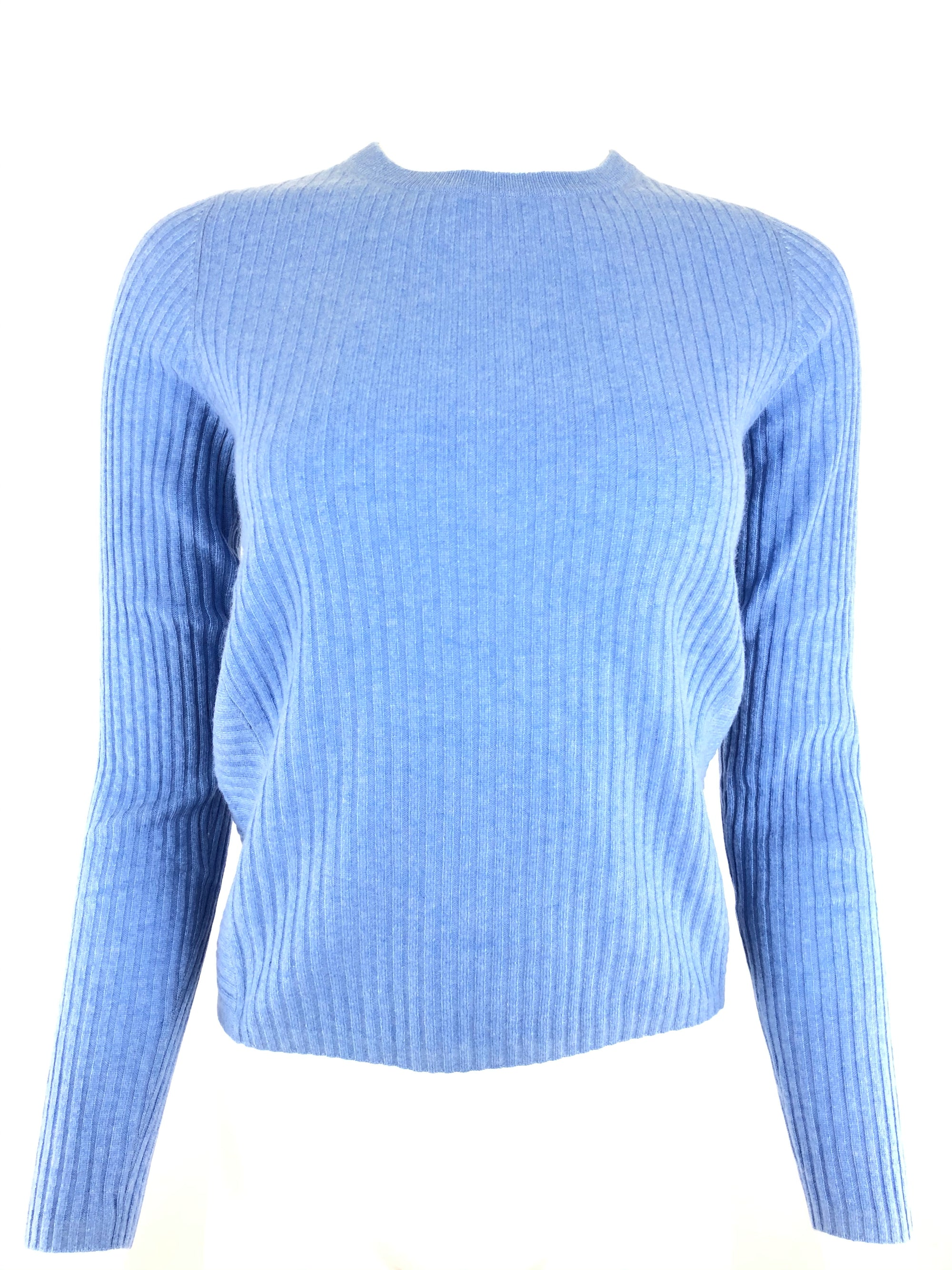 REPEAT WOMEN'S BABY CASHMERE CREW NECK SWEATER - 3 COLOR OPTIONS