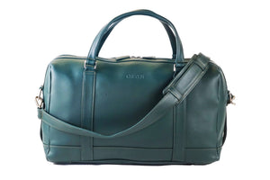 ORSYN DEL MAR DUFFLE BAG - FOREST GREEN