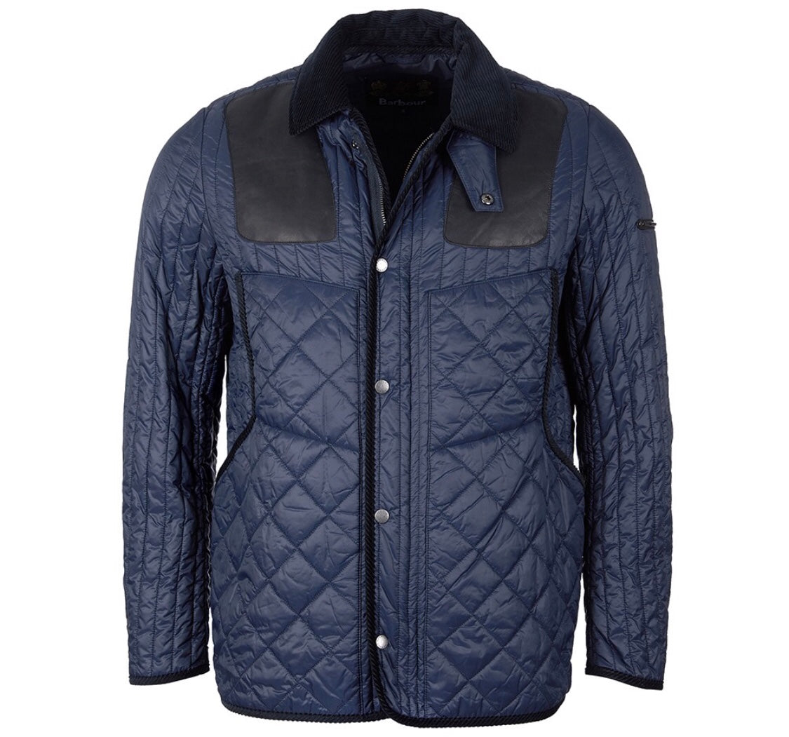 BARBOUR HERITAGE QUILTED MEN'S JACKET
