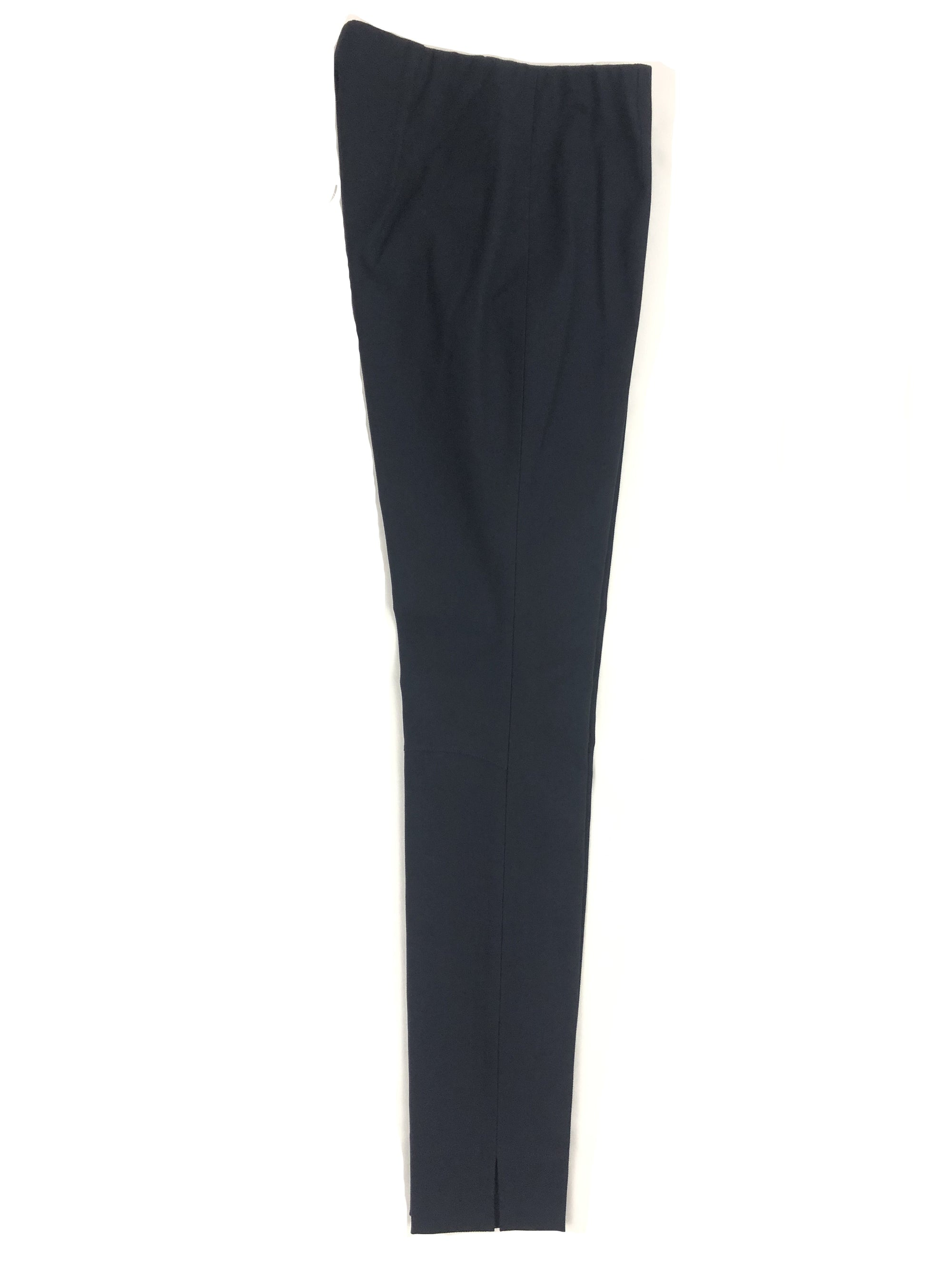 VIA MASINI 80 PIQUE WOMEN'S PANT - DARK NAVY