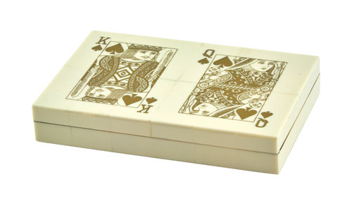 TIZO BONE CARD SET BOX - GOLD