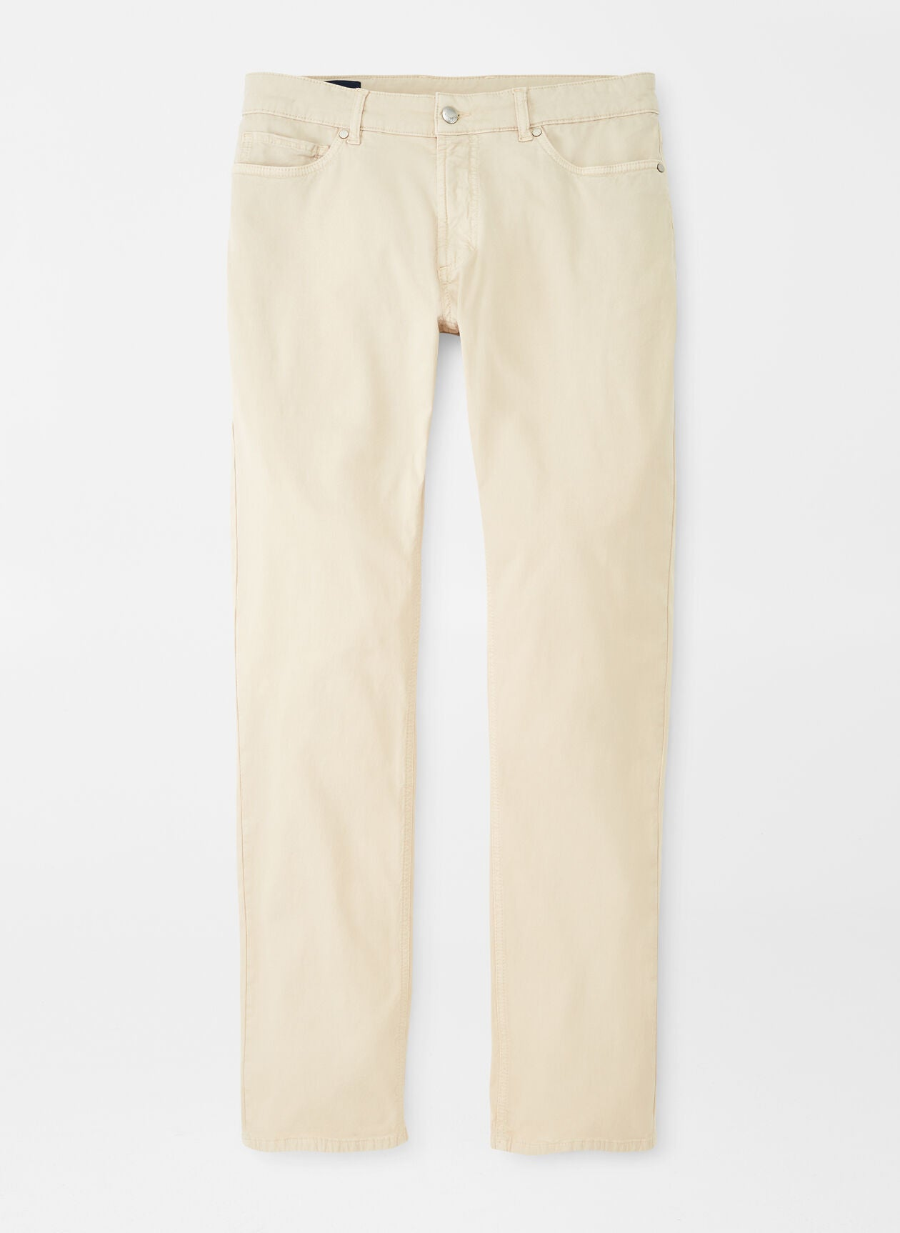 PETER MILLAR FIVE POCKET TROUSER - STONE