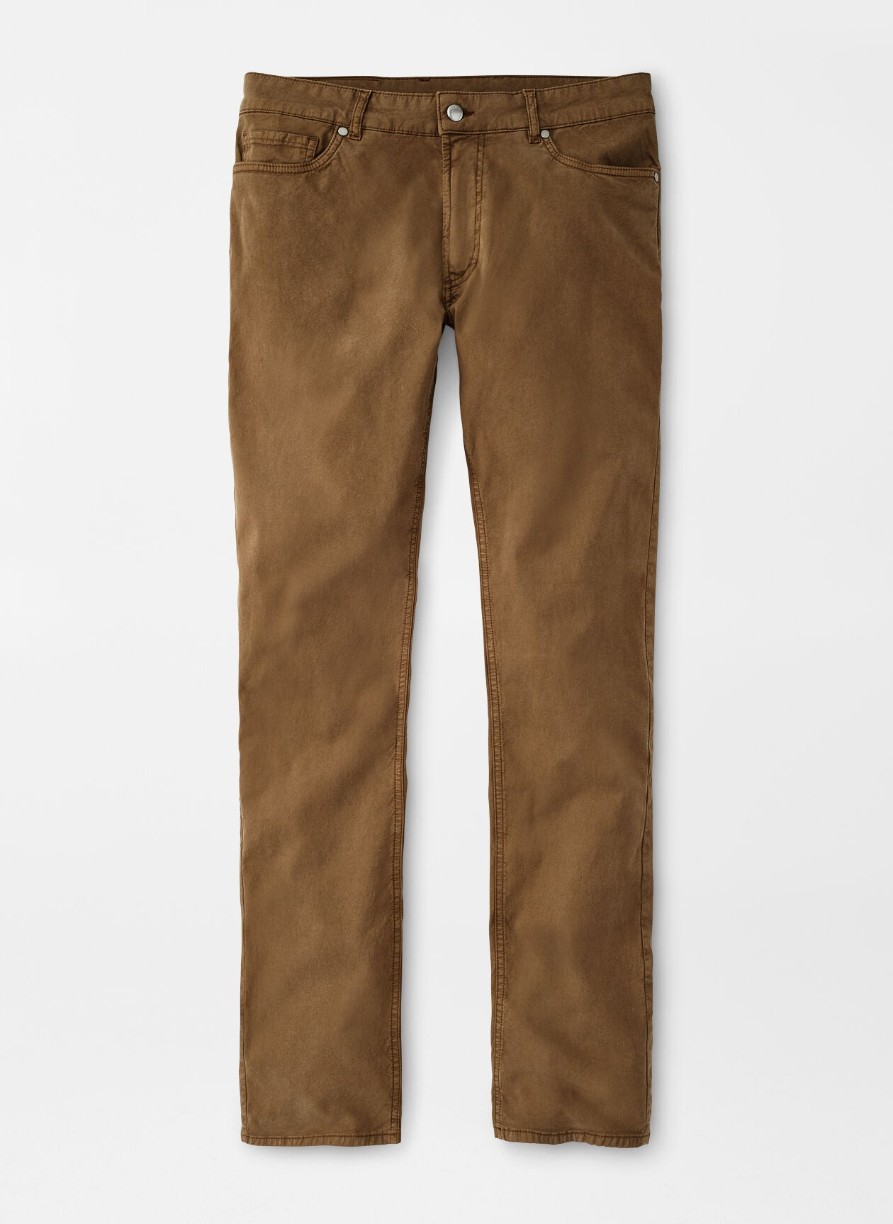 PETER MILLAR FIVE POCKET TROUSER - VICUNA