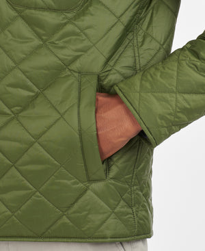 BARBOUR TEMBER QUILT MEN'S JACKET - 2 COLOR OPTIONS