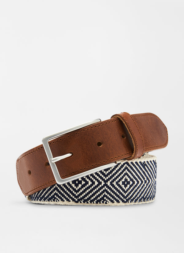 Men's Geometric Belt (4578701508685)
