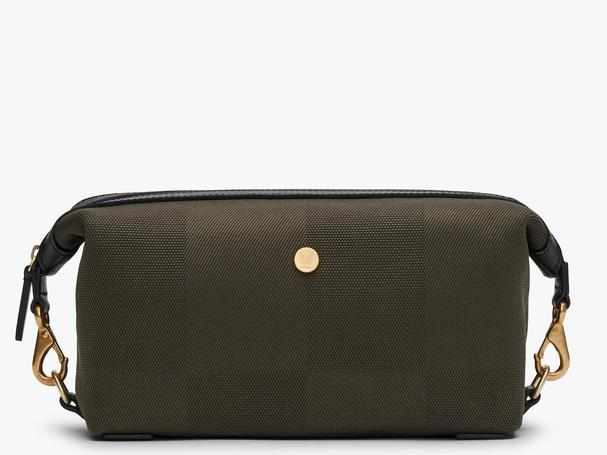 MISMO M/S WASHBAG - KING'S GREEN/BLACK