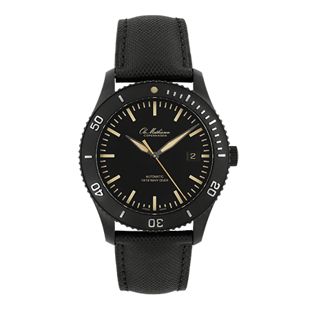 OLE MATHIESEN 1919 NAVY DIVER WATCH