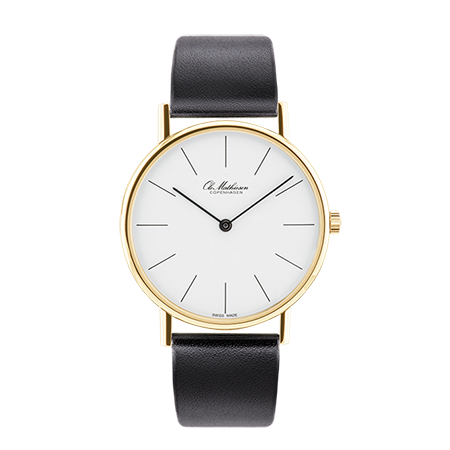 OLE MATHIESEN 1962 CLASSIC GOLD WATCH