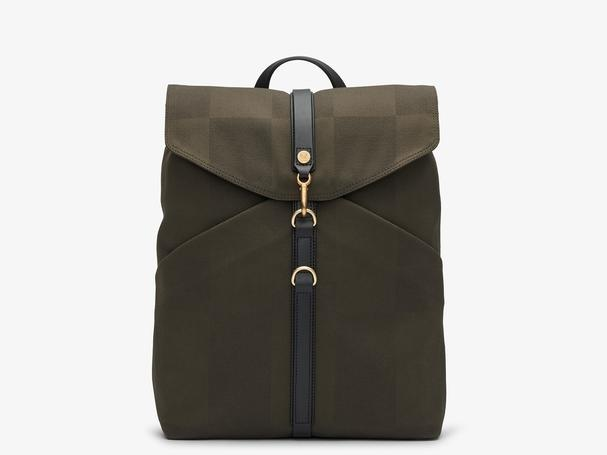 MISMO M/S RUCKSACK - KING'S GREEN/BLACK