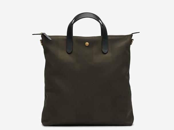 MISMO M/S SHOPPER - KING'S GREEN/BLACK
