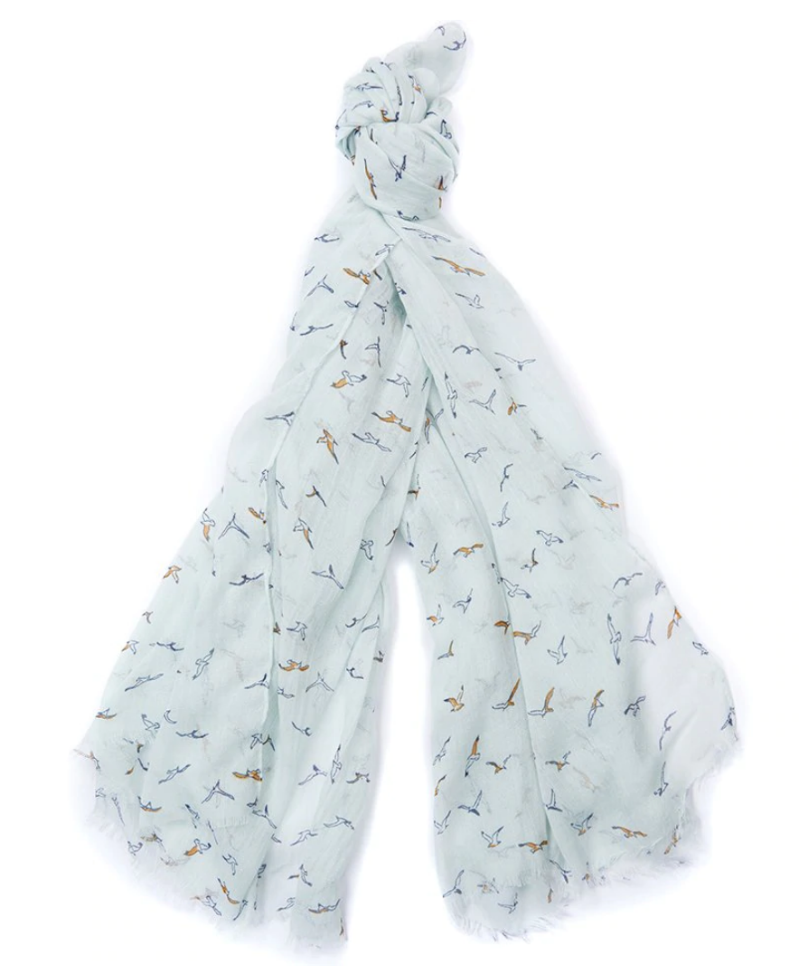 BARBOUR SEAGULL WRAP (4579940991053)