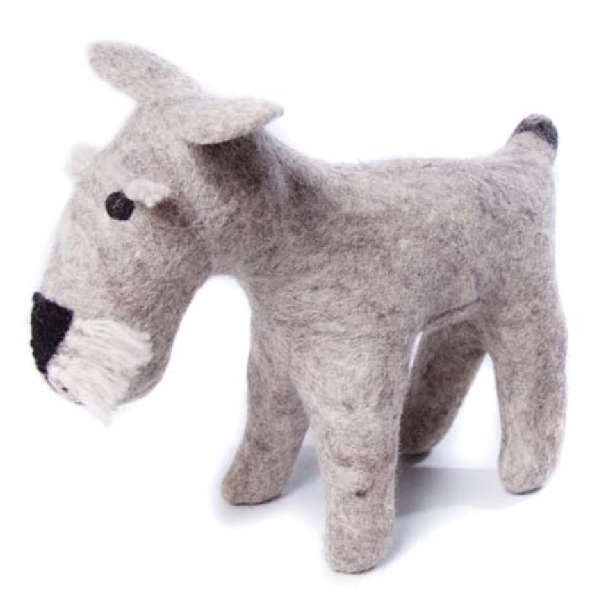 AMICA FELT DAVID THE SCHNAUZER