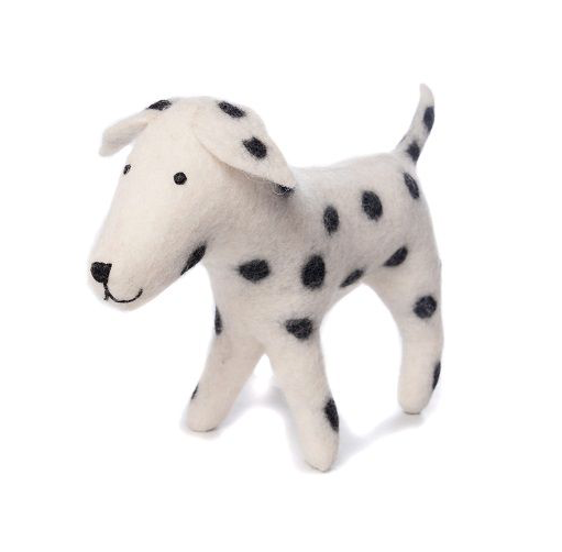 AMICA FELT DOTTIE THE DALMATIAN