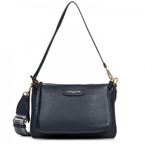 LANCASTER DUNE DOUBLE CLUTCH - DARK BLUE