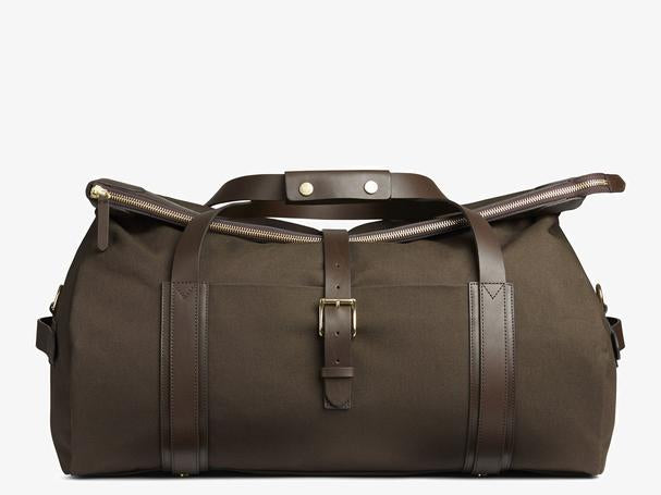 MISMO M/S EXPLORER - ARMY/DARK BROWN