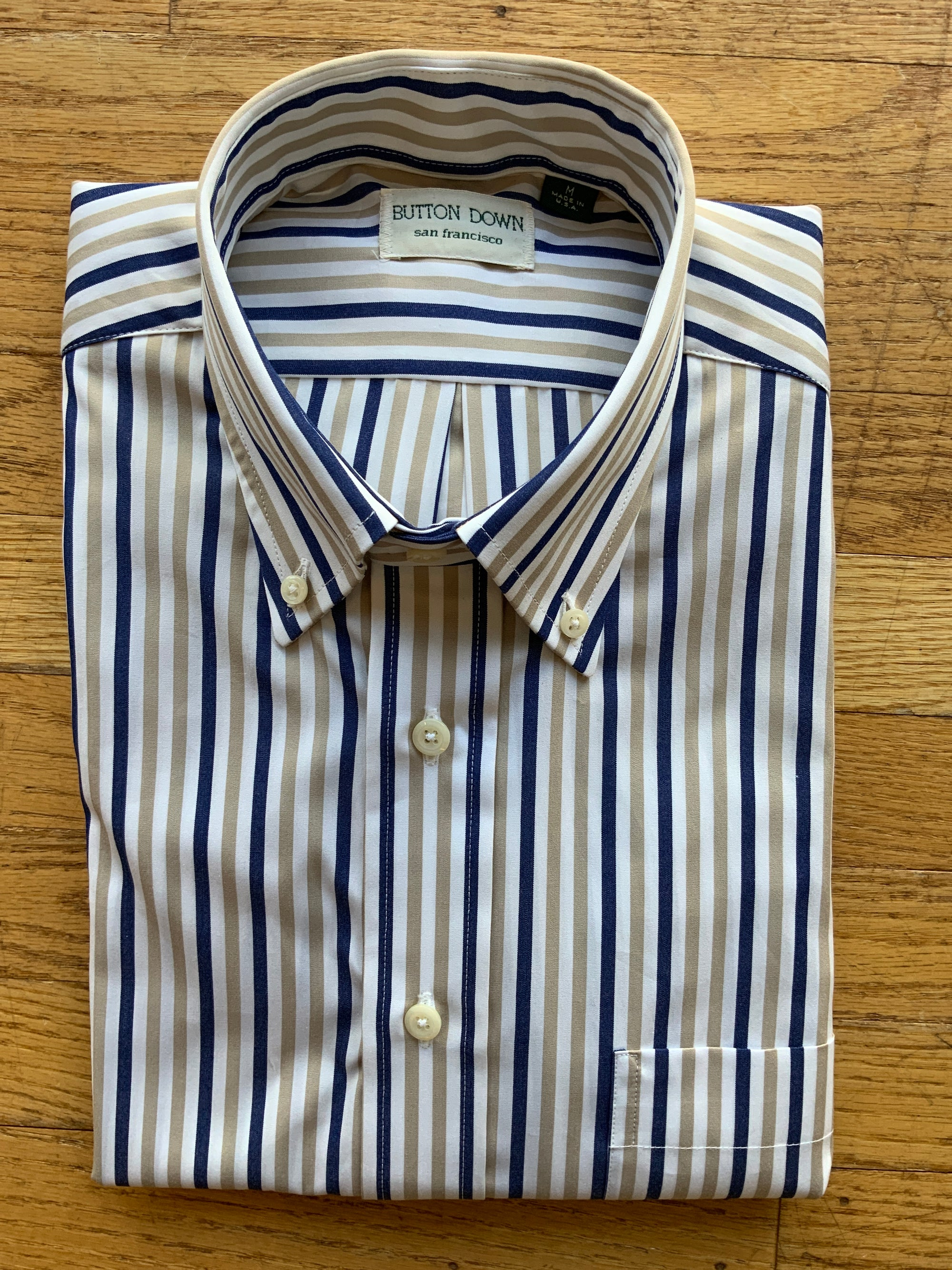 Multi Stripe Sport Shirt (4580172496973)