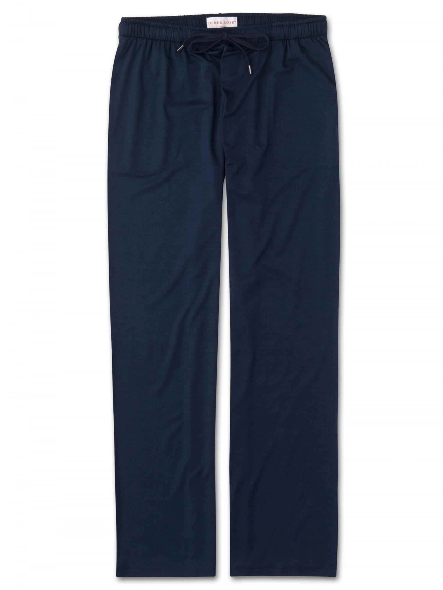 DEREK ROSE BASEL 1 MEN'S TROUSER - NAVY