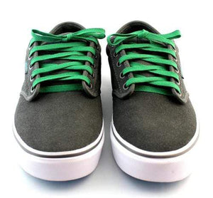 NICKLAUS GREEN SNEAKER LACES