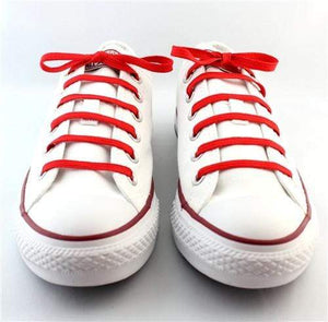 STOLEN RICHES PORTSALON RED SNEAKER LACES