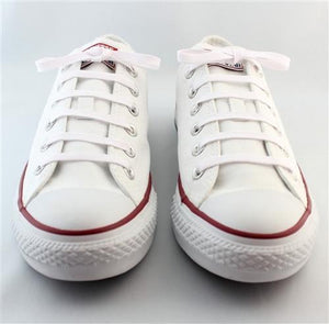 WOODLAND WHITE SNEAKER LACES