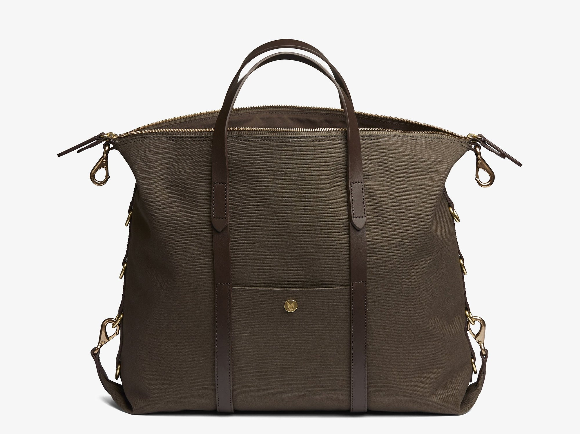 MISMO CANVAS UTILITY BAG