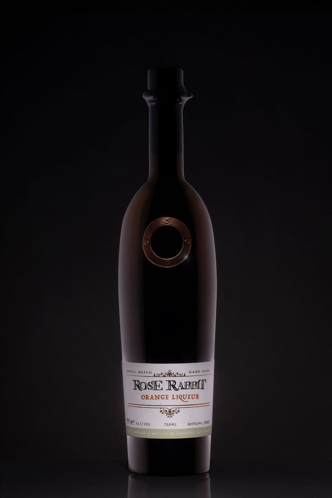 Rose Rabbit Orange Liqueur