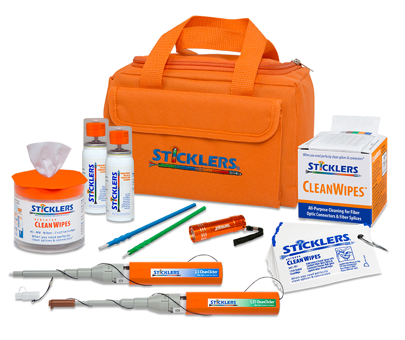 Sticklers® Cleaning Kit with CleanClickers™ Bundle