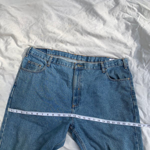 'Harriet' Oversized Vintage High-Waisted Jeans (XL/XXL) - Shop Vanilla Vintage
