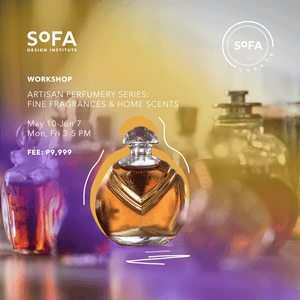 Artisan Perfumery Series: Fine Fragrances and Home Scents Workshop