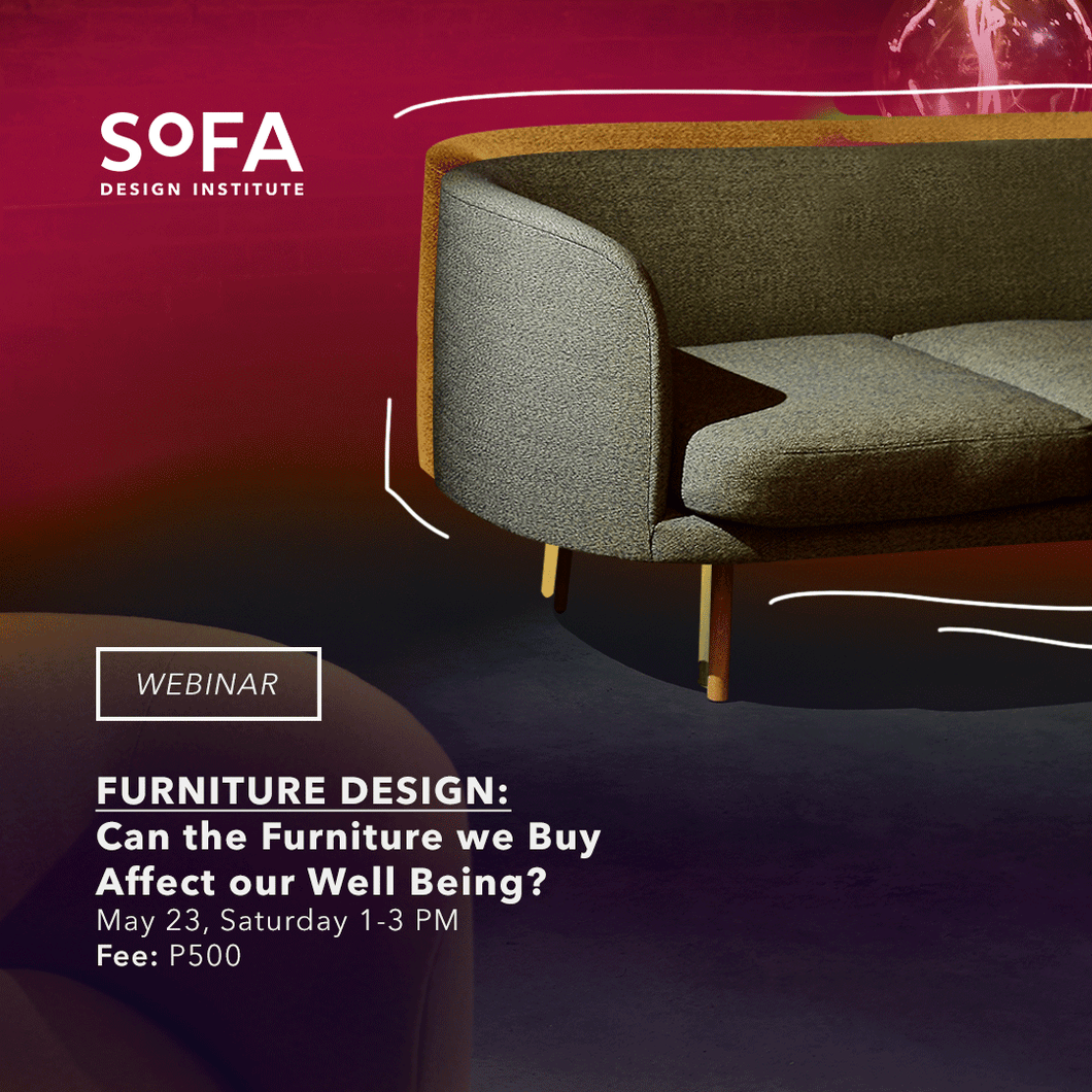 WEBINAR: Can The Furniture We Buy Affect Our Wellbeing?