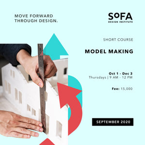 Model Making (Short Course)