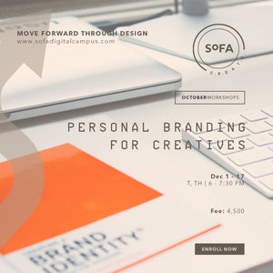 Personal Branding for Creatives Workshop