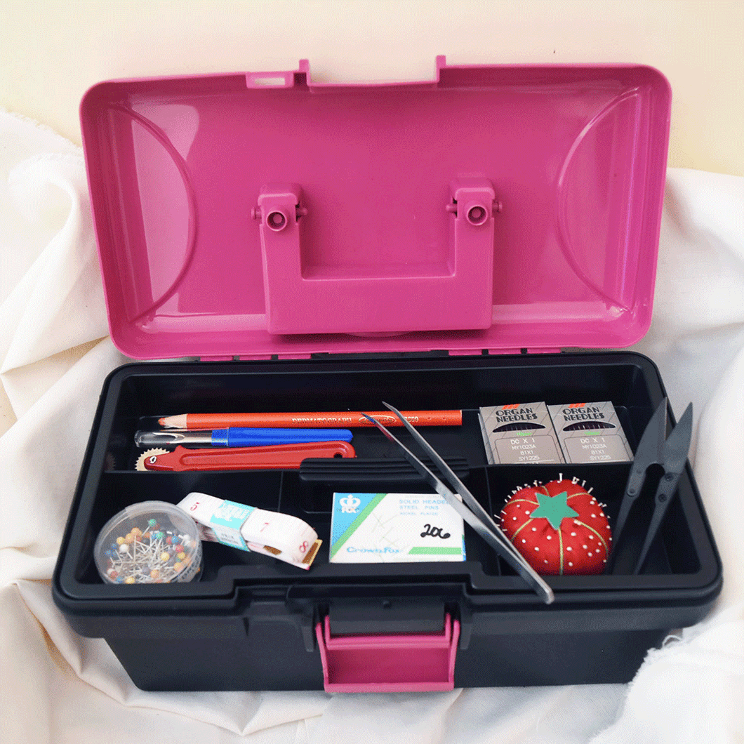 Fashion Design Sewing Kit