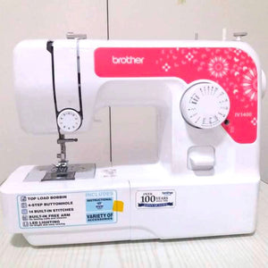 Sewing Machine: Brother JV1400