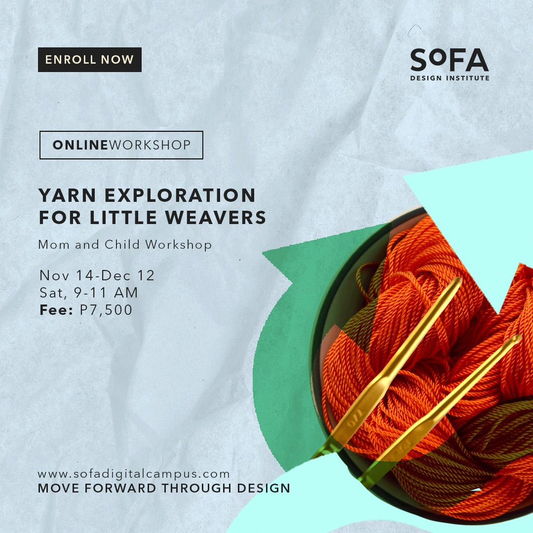 Yarn Exploration for Little Weavers