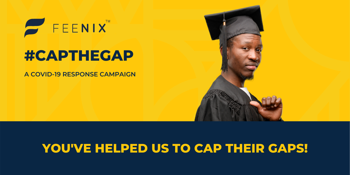 We Can #CapTheGap When We Work Together
