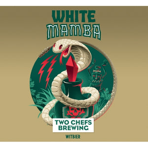 Two Chefs Brewing White Mamba