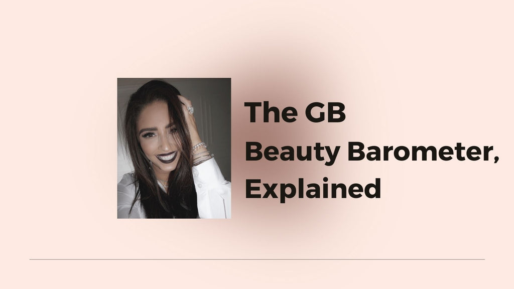 THE GB BEAUTY BAROMETER, EXPLAINED