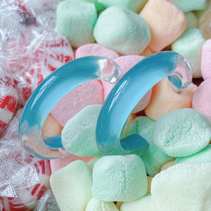 Jelly Ring Hoops