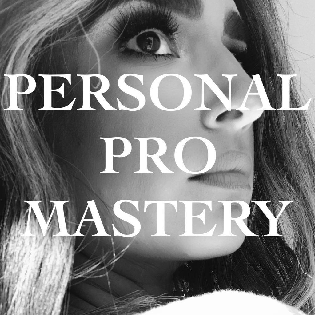 PERSONAL PRO MASTERY