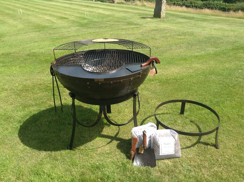 Recycled Kadai BBQ Bundle with Free Delivery