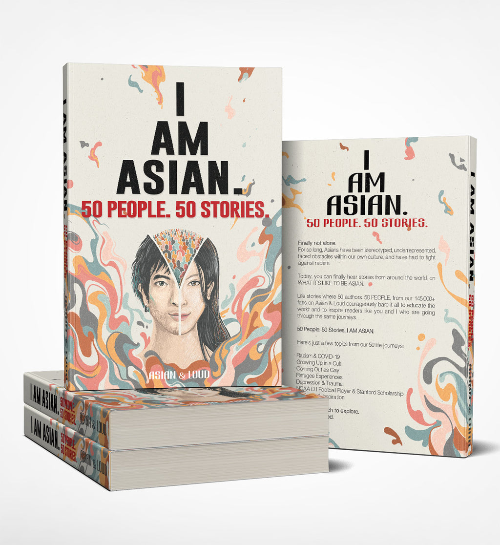 50 People. 50 Stories. I AM ASIAN. (eBook Instant Download)
