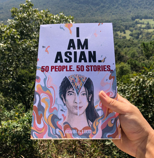 50 People. 50 Stories. I AM ASIAN. (Paperback)