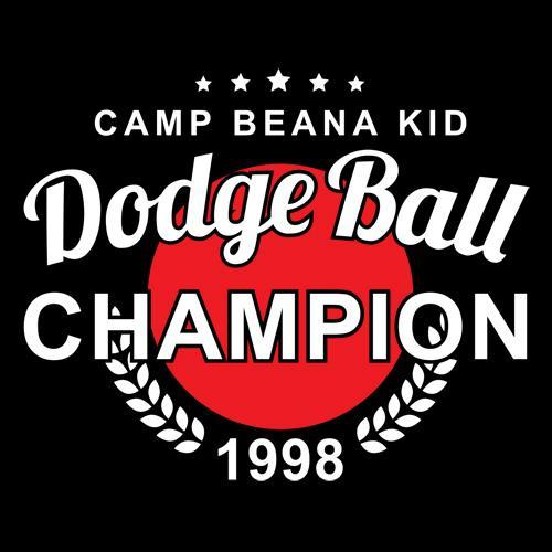 Dodge Ball Champion - Roadkill T Shirts