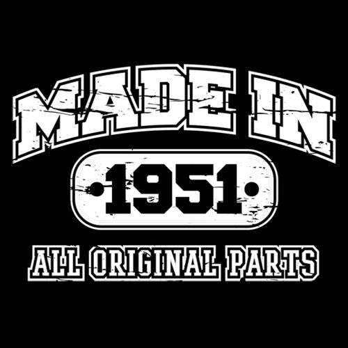 Made in 1951 All Original Parts