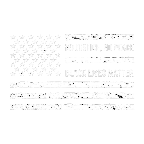 Flag No Justice No Peace