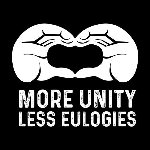 More Unity Less Eulogies