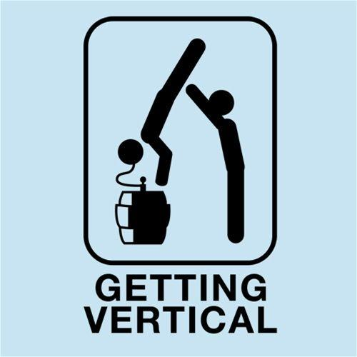 Getting Vertical