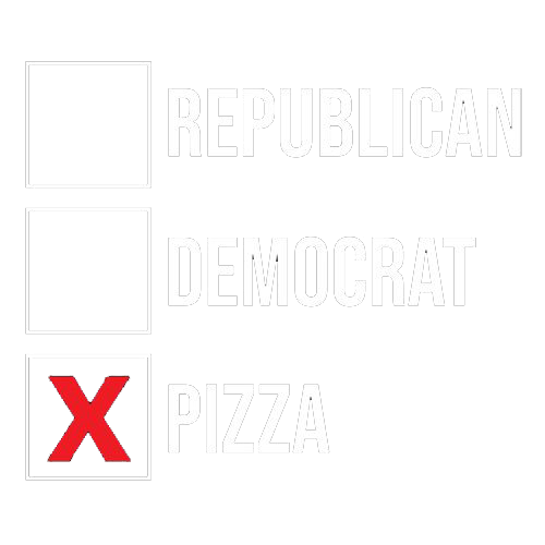 Republican Democrat Pizza