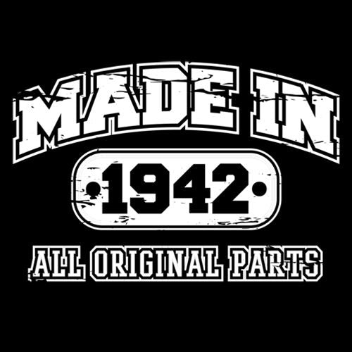 Made in 1942 All Original Parts